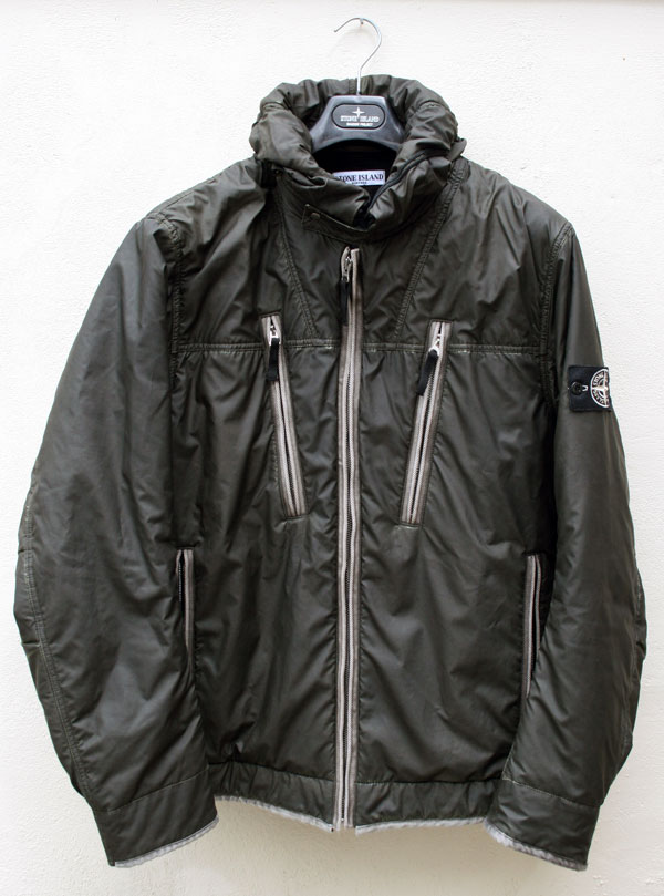 d191c8c1ee9 Stone Island Liquid Reflective A/W 2010 | Welcome to the OA Blog