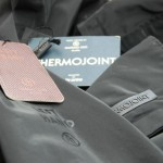 Left Hand Thermojoint sales tags and branding.