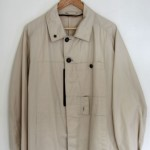 Left Hand button summer jacket.